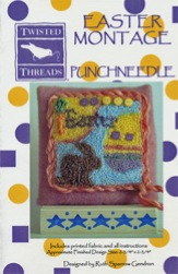 Punch Needle Easter Montage RS80